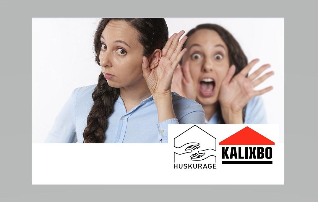 Kalixbo har antagit huskurage - förebygga våld